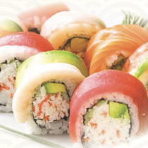 Maki Roll or Hand Roll